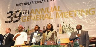 International Breweries Plc
