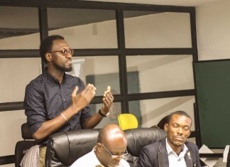 Flutterwave CEO Olugbenga Agboola
