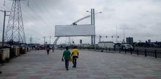 Afromedia billboard