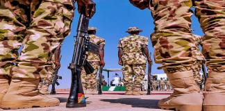 Nigerian Military