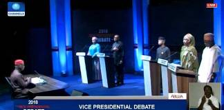 Highlights of the 2018 NEDG/BON Vice Presidential debate