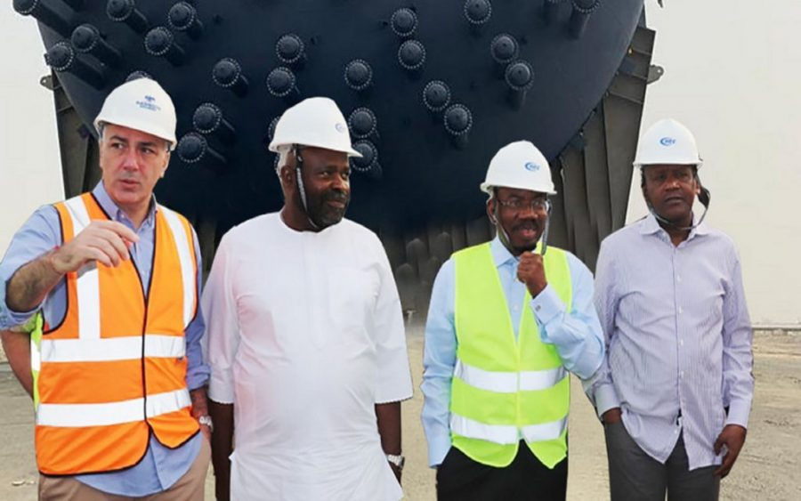 Local contractors get $368m contracts from Dangote refinery