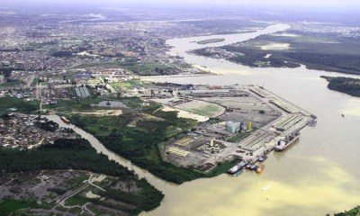 Warri Port Terminal, Sifax consortium