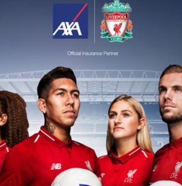 AXA Mansard, Liverpool, English Premier League, EPL, Insurance, Sponsorship, Corporate deals, Consolidation