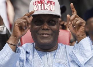 2019 presidential election, Atiku Abubakar