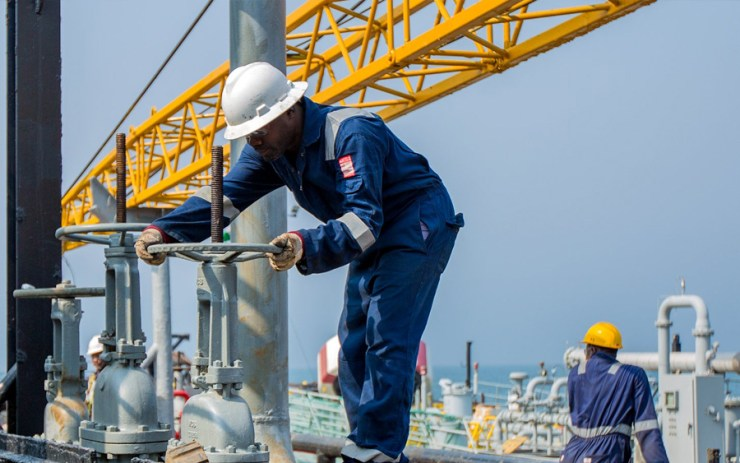 Nigeria's crude