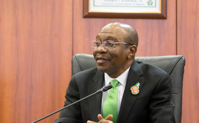 Breaking News, Godwin Emefiele, Senate confirms Emefiele's re-appointment for second term