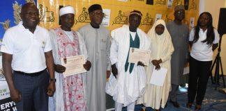 Guinness Nigeria, Stanbic IBTC, Agriculture scheme, Grow With Nigeria, Audu Ogbeh