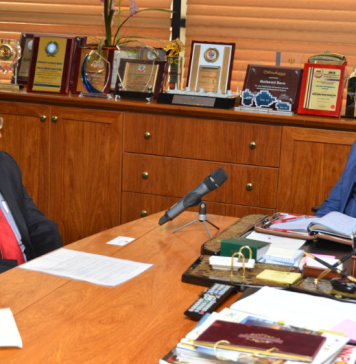 Indian Commissioner and NNPC GMD, Refineries, Turn Around Maintenance, Indian companies