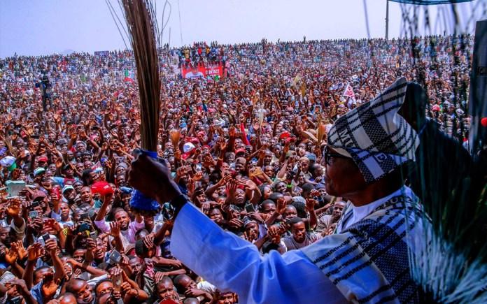 Nigeria's 2019 presiential election