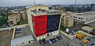 STERLING-BANK HQ ANNEX BUILDING