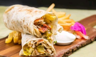 Dolapo Shawarma King
