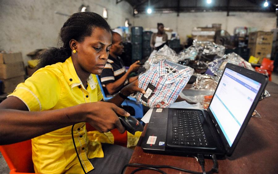 e-Commerce in Nigeria, Nigeria Customs