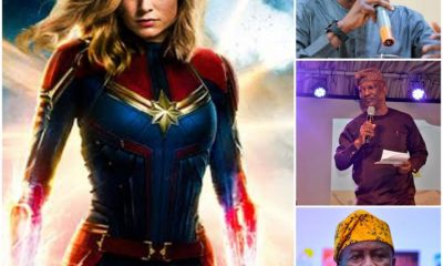 "Nigerian Cinemas delay ""Captain Marvel"" due to Gubernatorial elections"