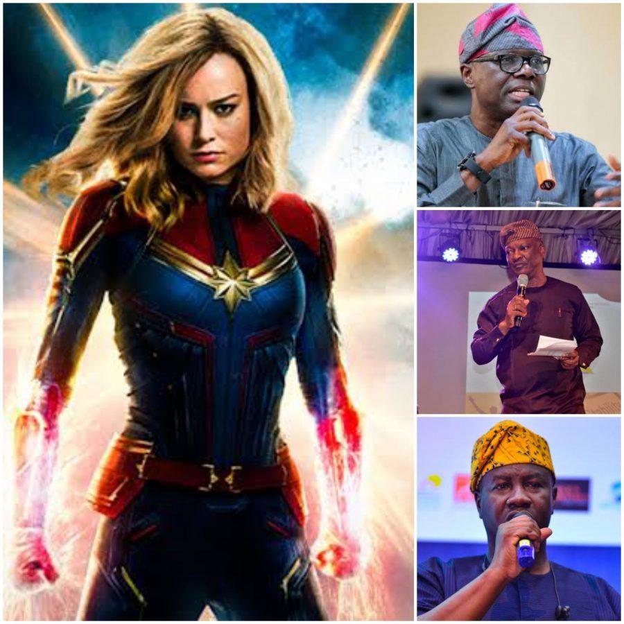 "Nigerian Cinemas delay ""Captain Marvel"" due to Gubernatorial elections"