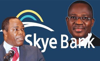 Skye Bank, EFCC, Polaris Bank, Olatunde Ayeni, Timothy Oguntayo