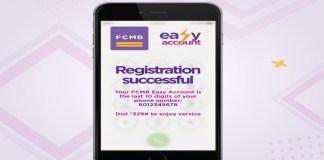 FCMB easy account