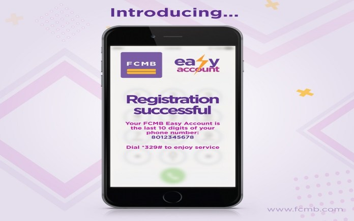 FCMB easy account