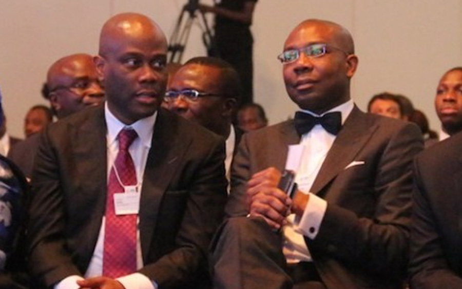 Herbert Wigwe and Aig-Imoukhuede