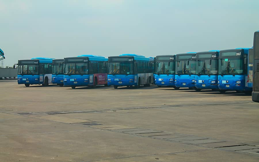 Blue BRT Takeover: How Primero is transforming Nigeria's transportation system