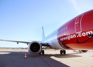 Norwegian Air, Boeing 737 Max 8
