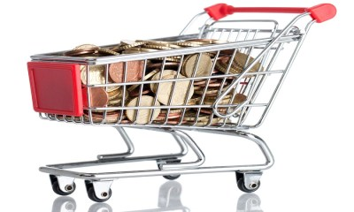 Saving, spending, income