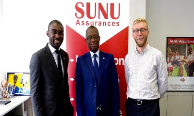 SUNU Assurance Nigeria Plc, Karim-Franck Dione is the latest Non-Executive Director of SUNU Assurances