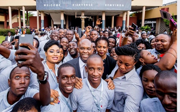 List of selected applicants for TEF 2019