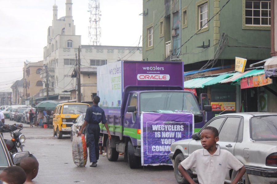 King Baudouin Foundation awards Wecyclers N81m to expand in Nigeria