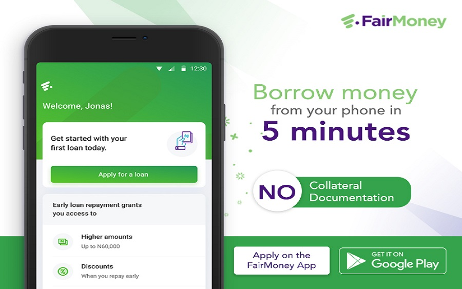 FairMoney offers a different way to borrow money online
