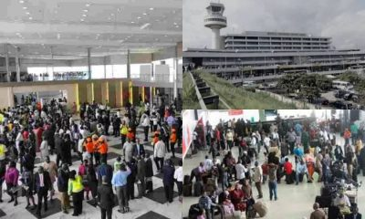 Nigerians hit with over 60% delayed and cancelled domestic flights in 2018