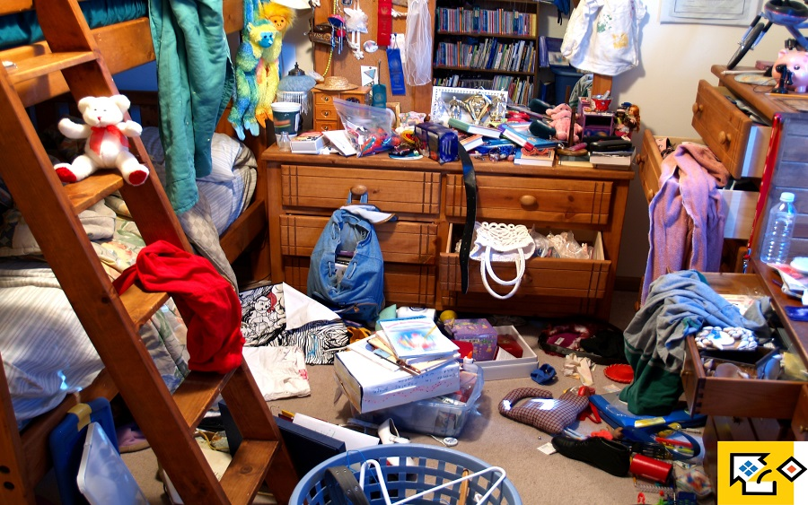 The hidden cost of clutter in your home and office