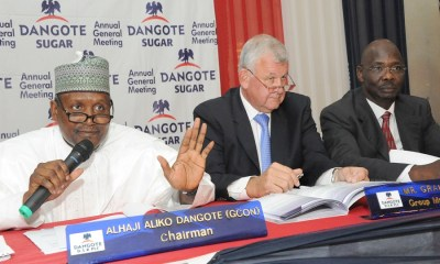Dangote Sugar Plc, Dangote Sugar's 9 months results show slight decline in profit , Dangote Sugar Refinery: Revenue recovers but cost pressures remain, Dangote Sugar Plc appoints new company secretary