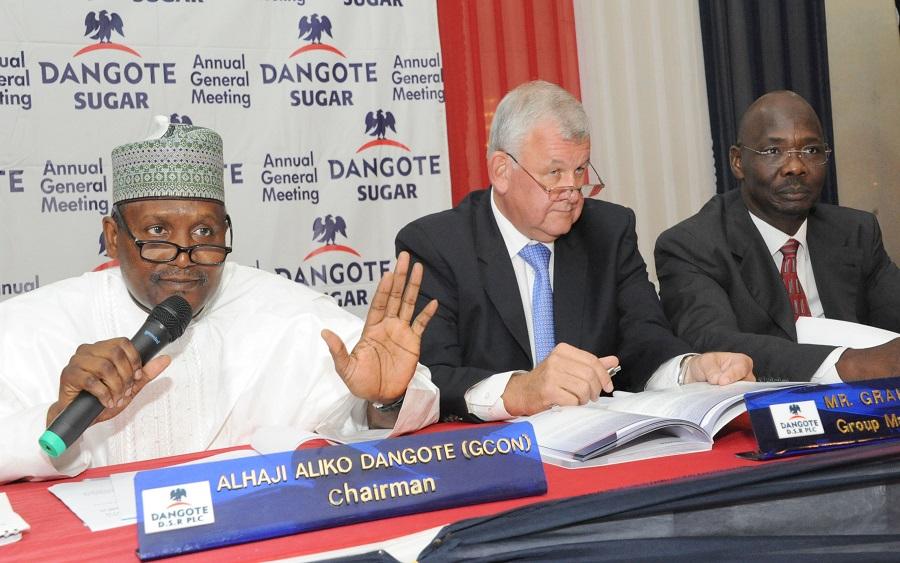 Dangote Sugar Plc, Dangote Sugar's 9 months results show slight decline in profit, Dangote Sugar Refinery: Revenue recovers but cost pressures remain, Dangote Sugar Plc appoints new company secretary