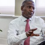 Aliko Dangote the richest man in Africa