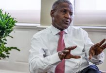 Aliko Dangote the richest man in Africa, Dangote