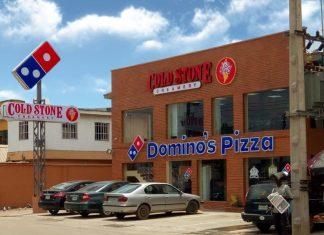 Domino's Pizza in Nigeria. Pizza companies, Debonairs Pizza