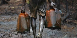 Crude oil theft in Nigeria might soon come to an end