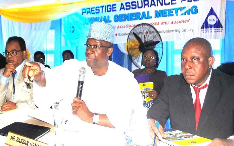 Prestige Assurance Plc has declared 3 kobo dividend for FY 2018