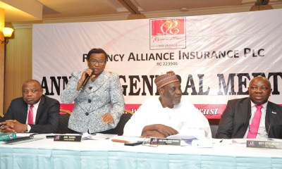 Regency Alliance Insurance Plc