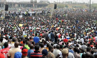 Nigeria's total Population now 201m amidst high unemployment rate