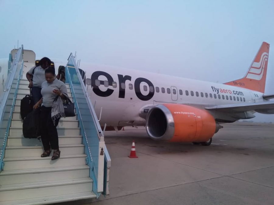 Aero Contractors to increase its number of aircrafts