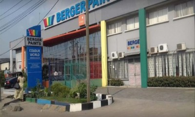 Berger Paints Plc, Berger Paints offers support for Lagos State to combat coronavirus