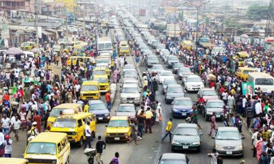 Mile 2 Road, Bus fare paid by Nigerian commuters increased by 68.8% in October 2020