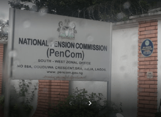 Nigeria's Pension Fund Asset Value