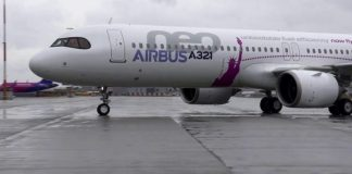 Airbus unveils world's longest single-aisle airliner; the Airbus321XLR