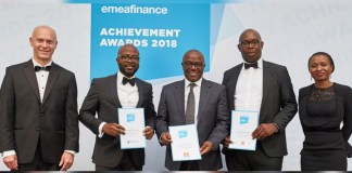 BUA Group, CCNN, EMEA Finance Award
