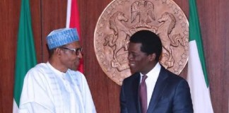 Muhammadu Buhari and Olufemi Dominic Lijadu, Securities and exchange Commission (SEC)