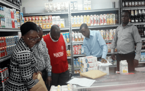 Here's why NAFDAC suspended its tariffs