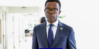 Olumide Adeosun, Forte Oil Plc, Forte Oil CEO, Olumide Adeosun